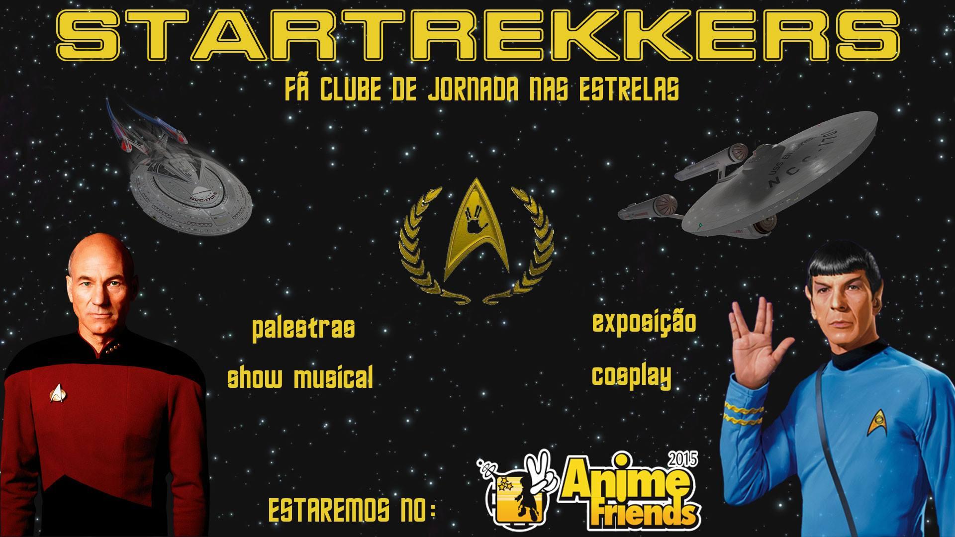 StarTrekkers AF2015
