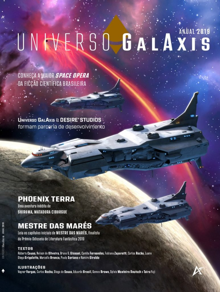 Universo GalAxis Anual 2019